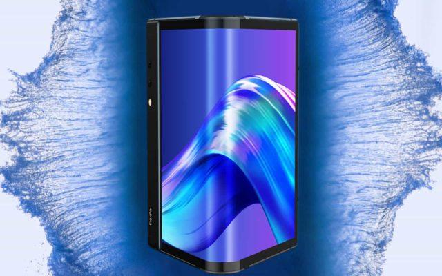 Flexpai world first foldable smartphone