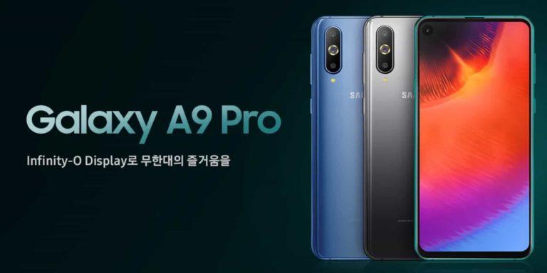 Samsung, Samsung a9 Pro 2019