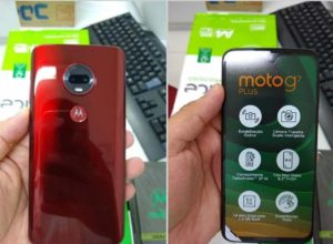 Moto G7 Plus, Mobile, Specification