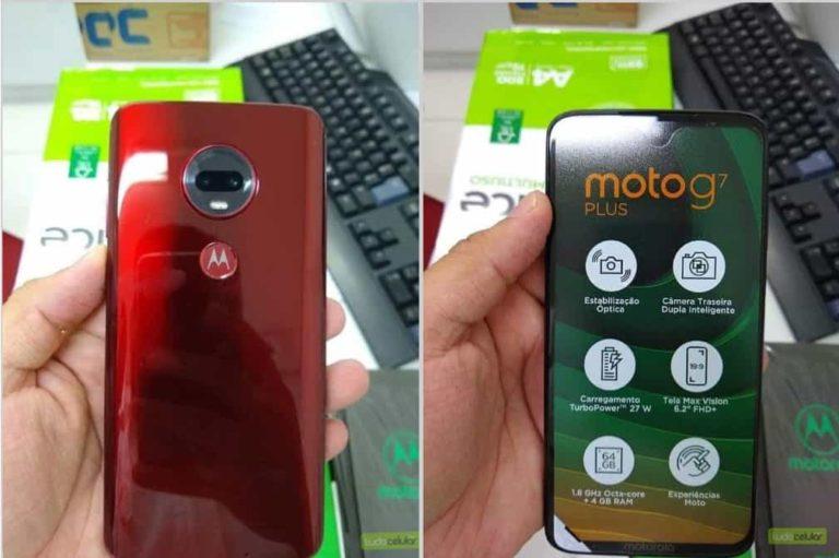 Moto G7 Plus, Mobile, Specification