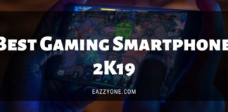Best gaming smartphone 2019