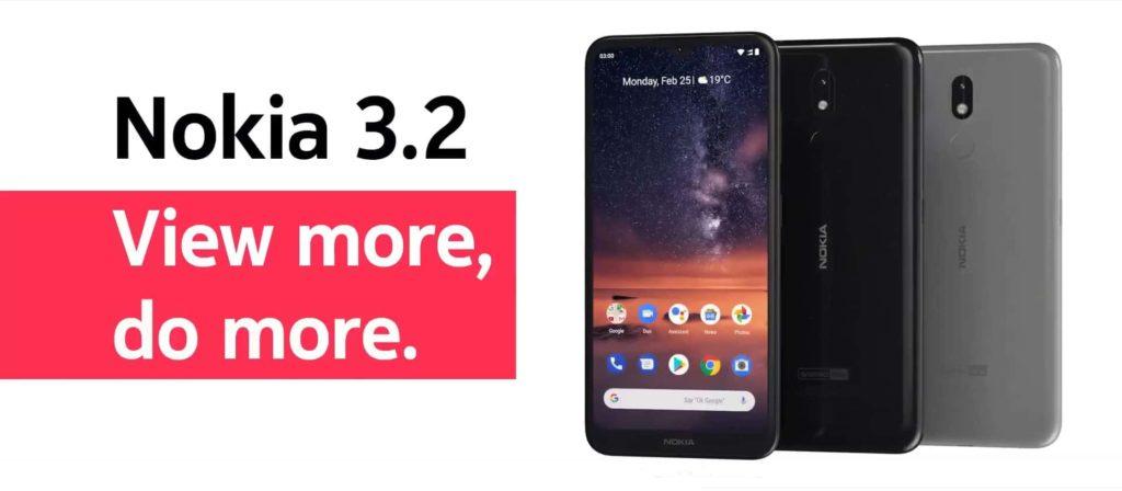 Nokia 3.2 Price, Specification, Pros & Cons