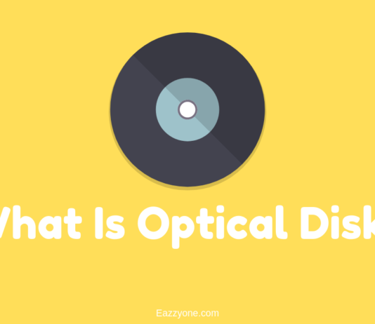 What is Optical Disk