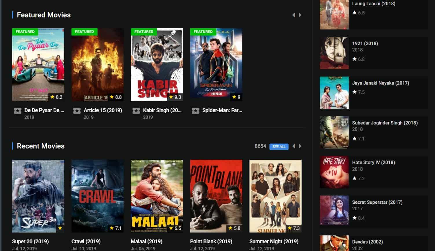 Filmywap 2019 - Download Hollywood,Bollywood, Punjabi Movie Free