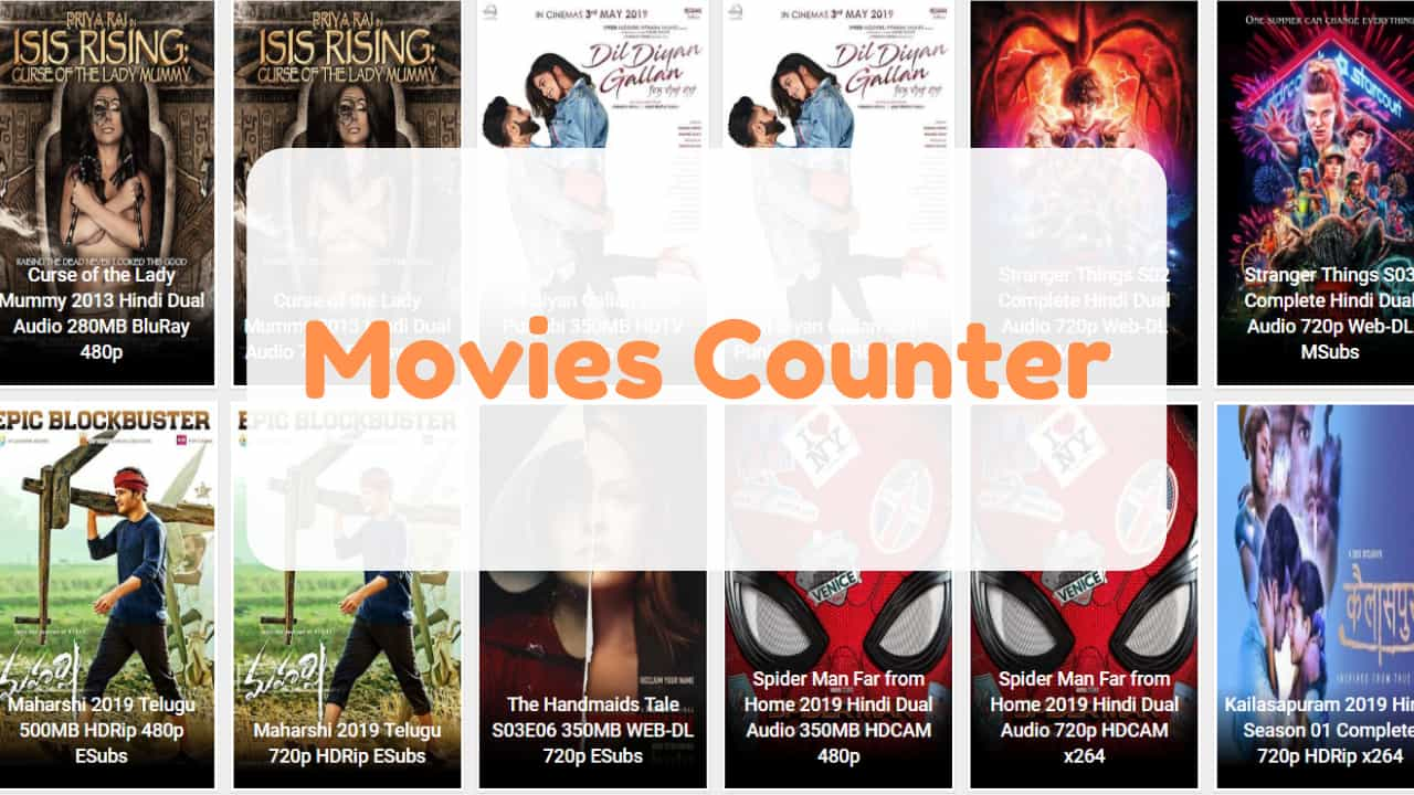 Movies Counter, Moviescounter, Moviecounter